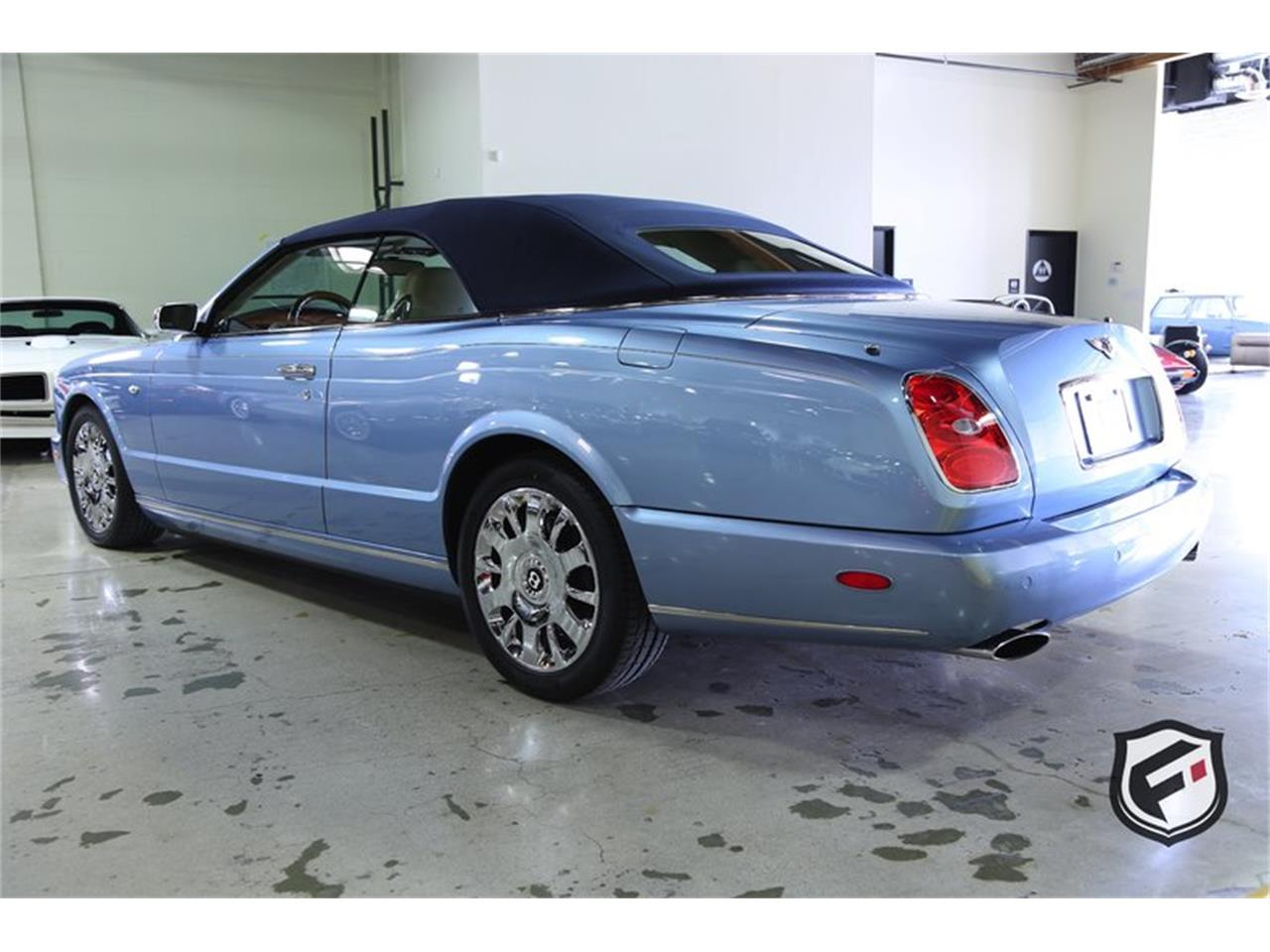 Large Picture of '08 Bentley Azure located in California Offered by Fusion Luxury Motors - KNL2
