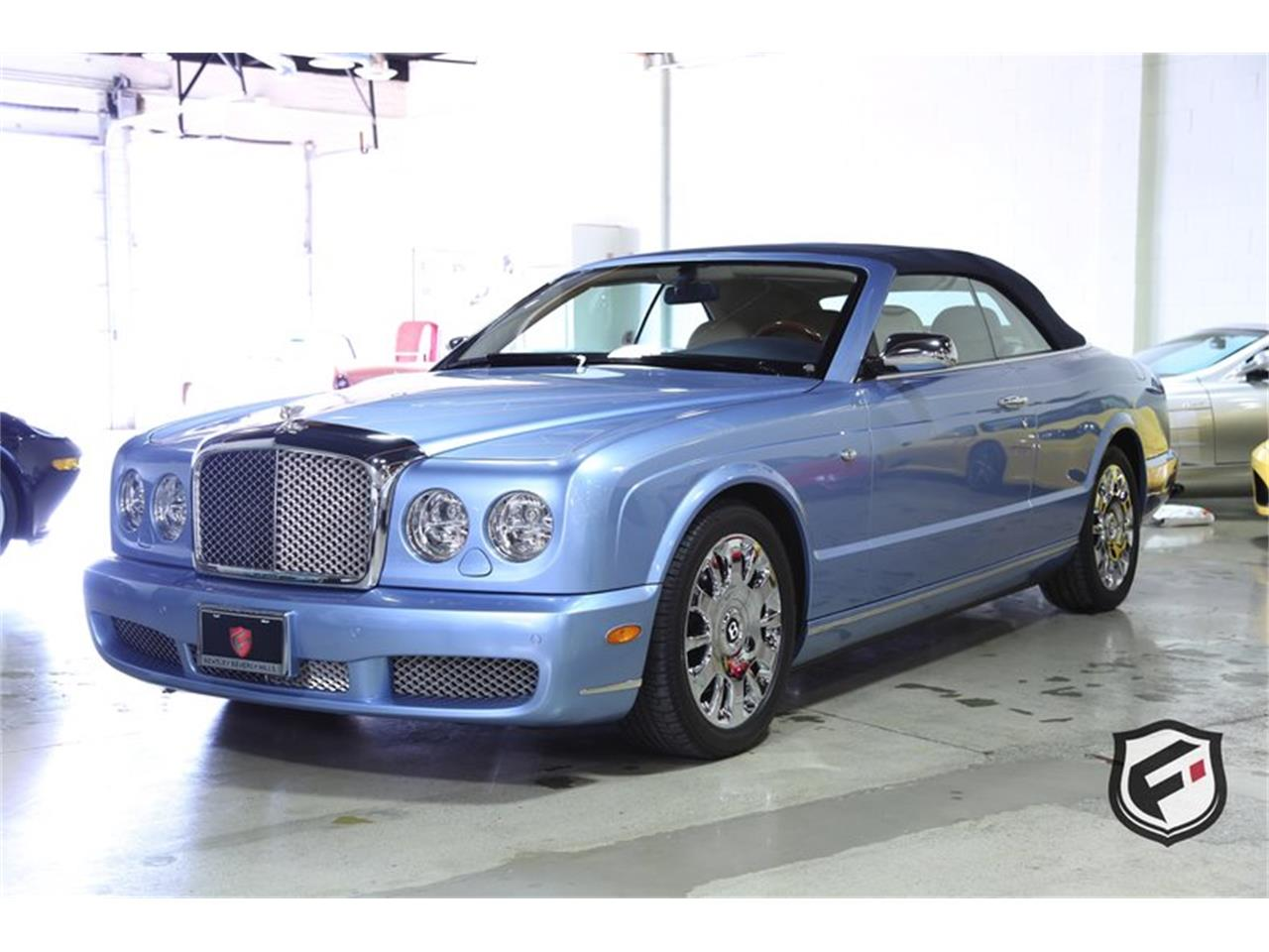 Large Picture of '08 Bentley Azure - KNL2