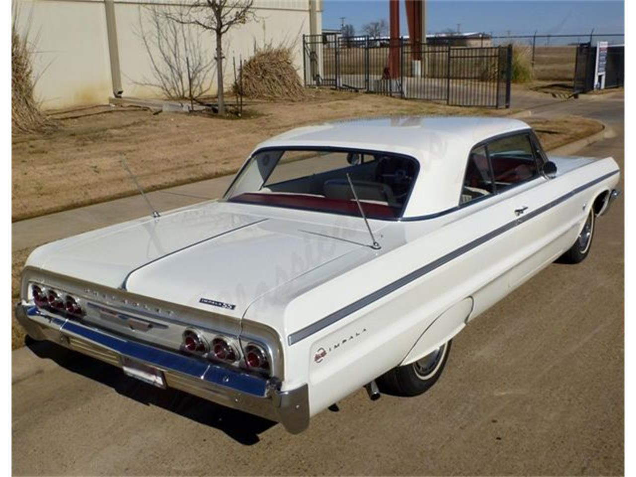 Large Picture of '64 Impala SS - KNMM