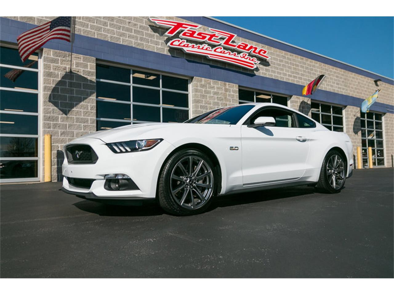 For sale 2016 ford mustang gt in st charles missouri