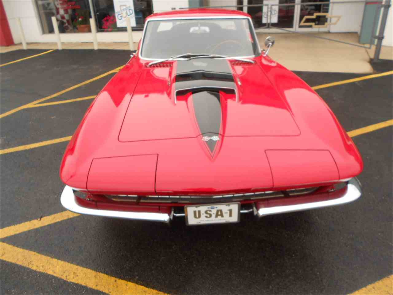 Large Picture of '67 Corvette - KNOK