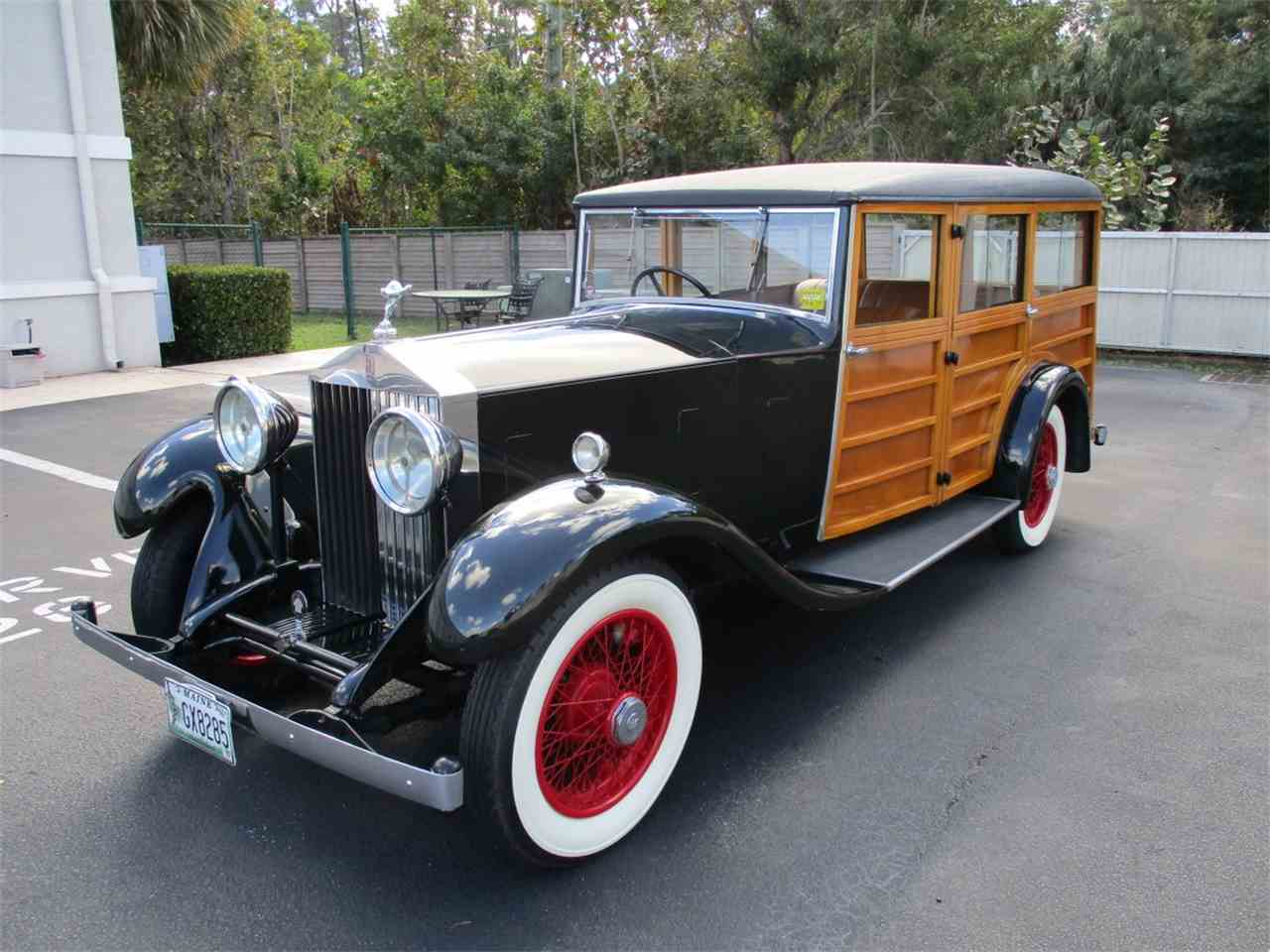 1932 Rolls Royce 20/25 Shooting Brake for Sale | ClassicCars.com ...
