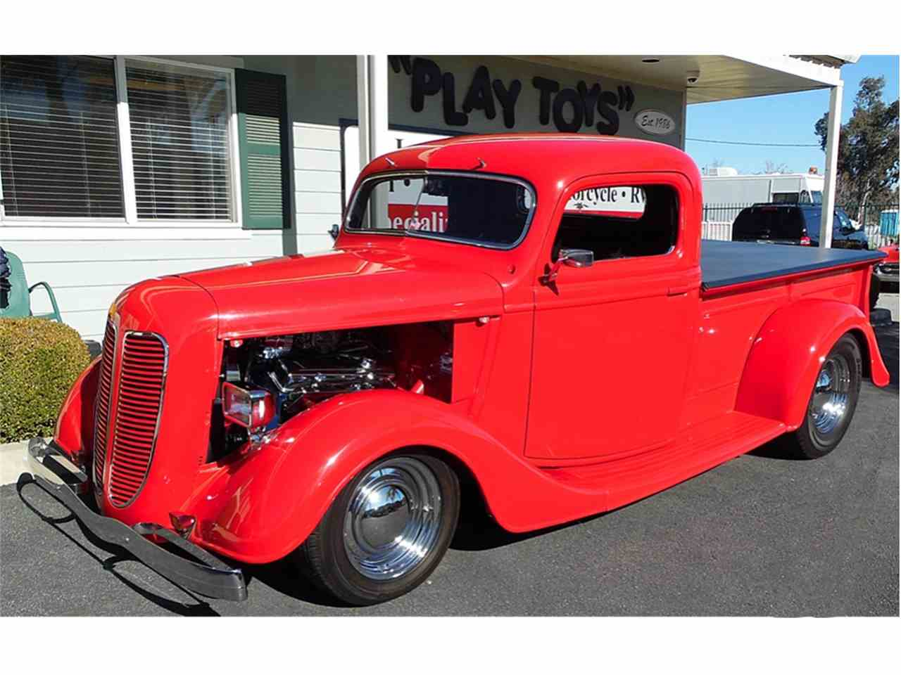 1937 Ford Pickup for Sale | ClassicCars.com | CC-963942