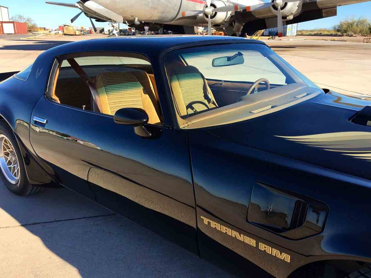 Large Picture of '79 Pontiac Firebird Trans Am located in Arizona Offered by a Private Seller - KNSK