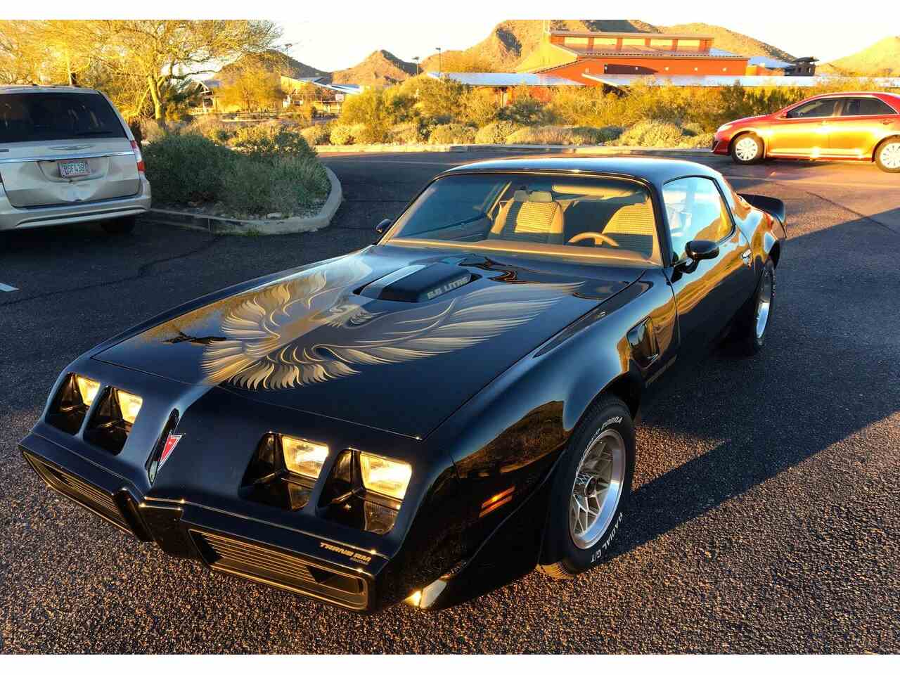 Large Picture of '79 Pontiac Firebird Trans Am located in Scottsdale Arizona - $48,000.00 Offered by a Private Seller - KNSK