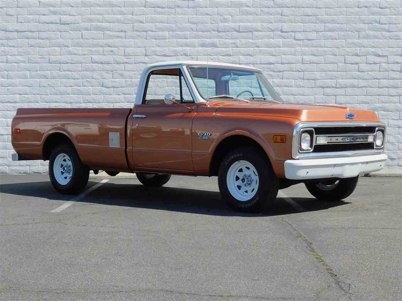 Large Picture of '70 C/K 10 - KNSQ