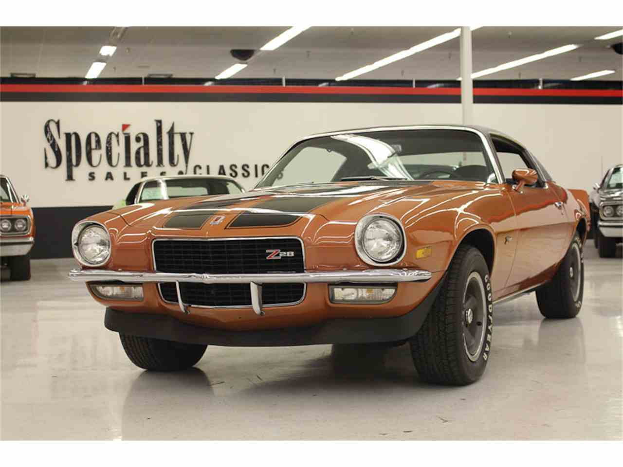 Large Picture of Classic 1971 Camaro located in California Offered by Specialty Sales Classics - KNX3