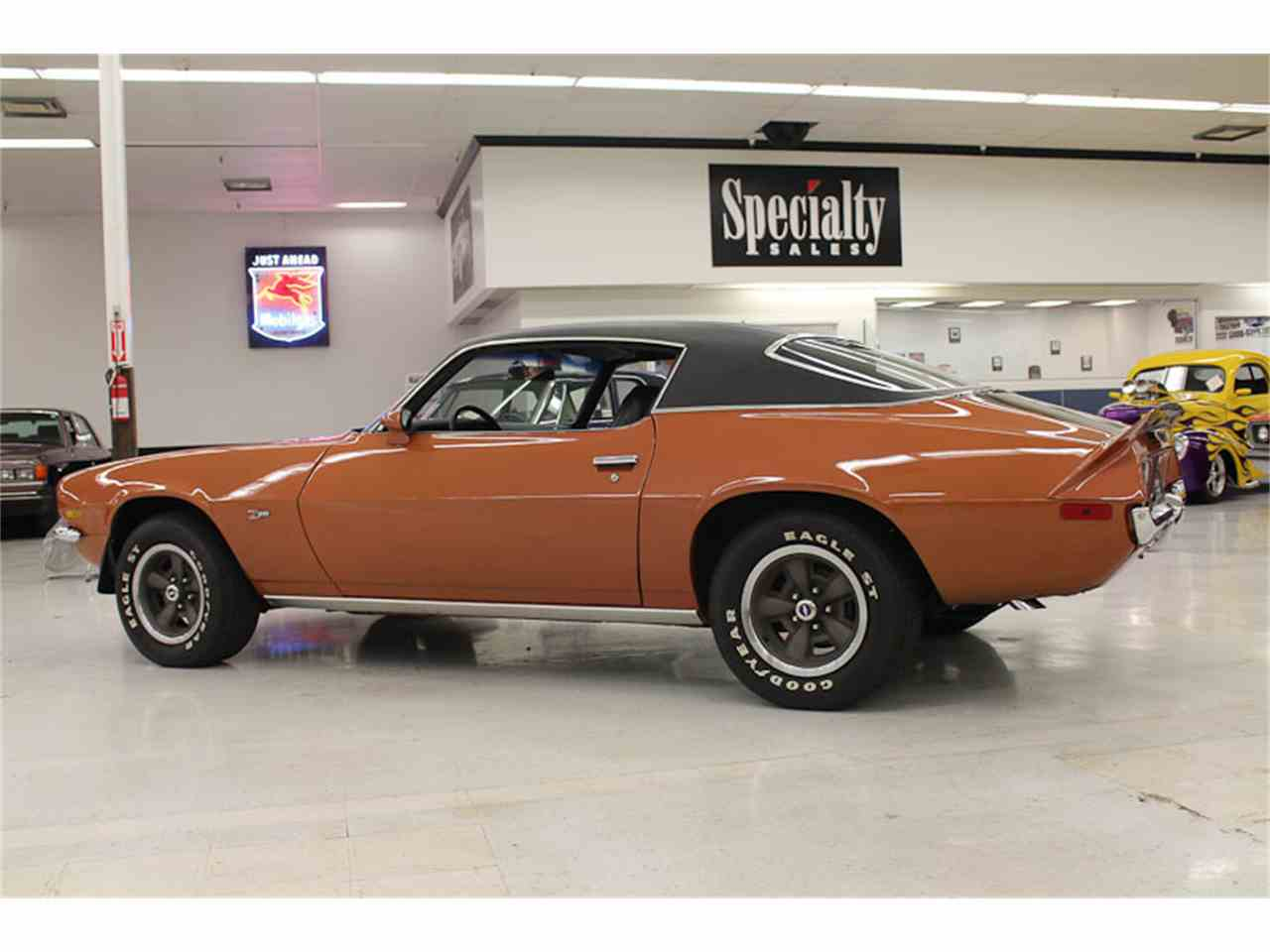 Large Picture of 1971 Chevrolet Camaro located in California - $46,990.00 Offered by Specialty Sales Classics - KNX3