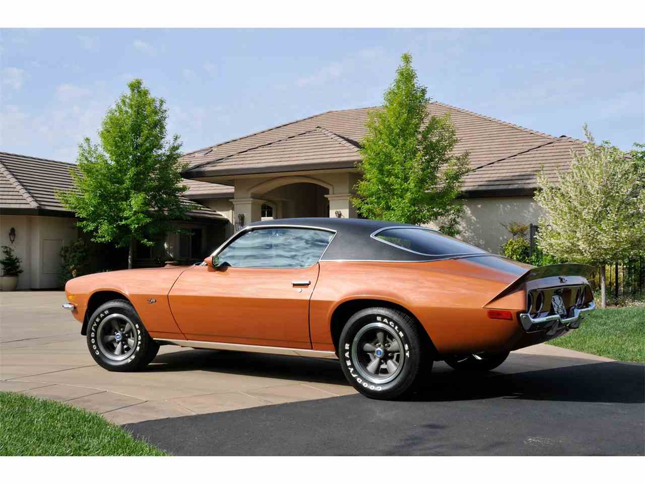 Large Picture of '71 Camaro located in Fairfield California Offered by Specialty Sales Classics - KNX3