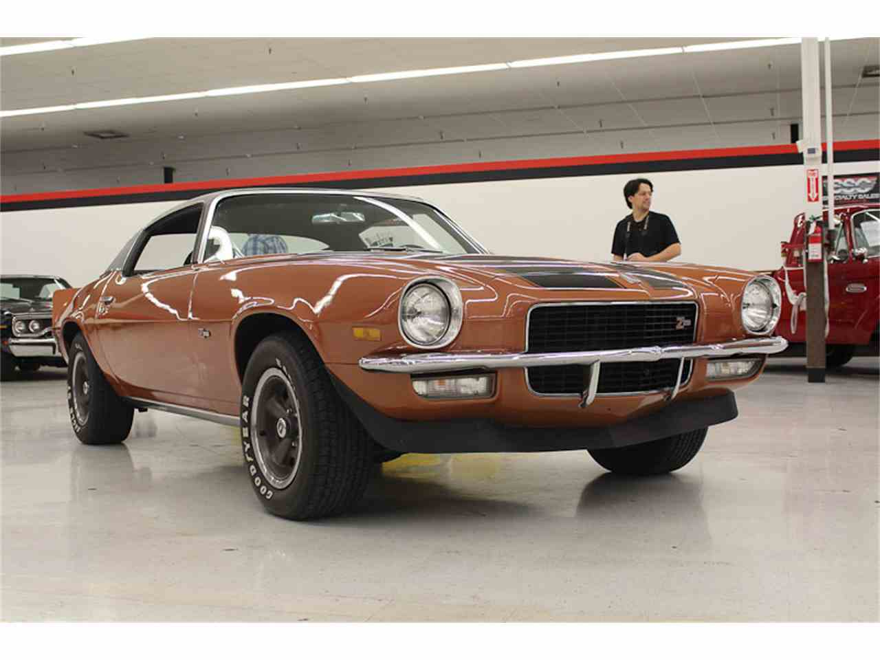 Large Picture of '71 Chevrolet Camaro - KNX3