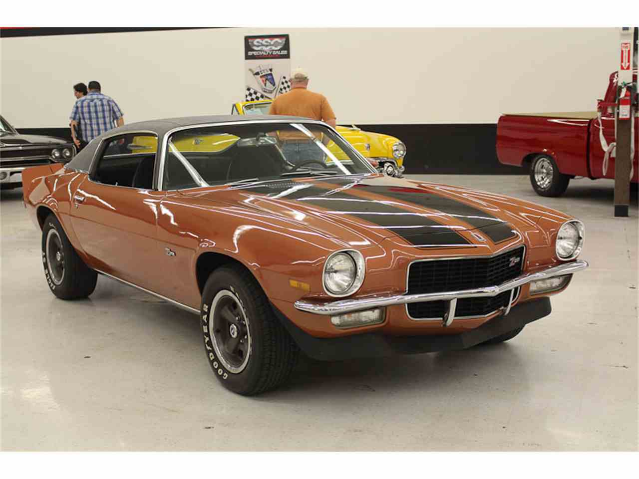 Large Picture of 1971 Chevrolet Camaro - KNX3