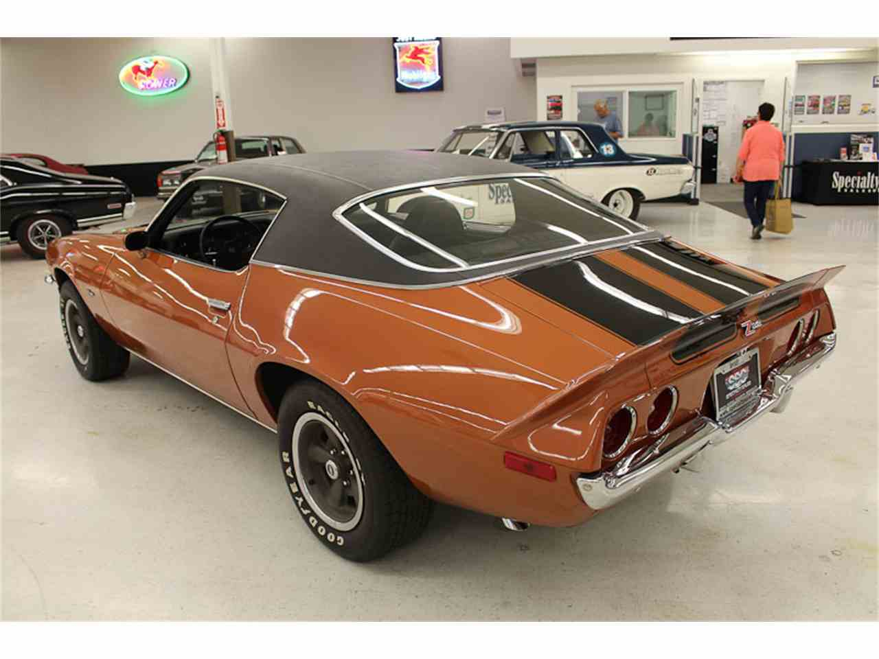 Large Picture of Classic '71 Chevrolet Camaro - $46,990.00 - KNX3