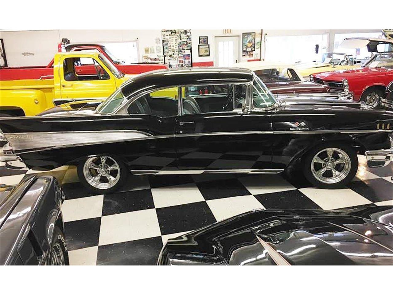 Large Picture of '57 Chevrolet Bel Air Auction Vehicle - KNXD