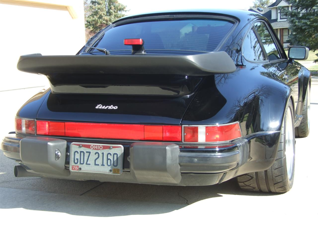 Large Picture of '87 930 Turbo - KNY2