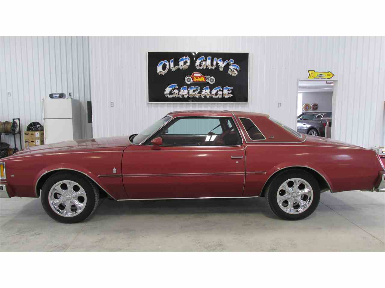 a classics landau year s curbside appearing final american classic is regal most cape buick introductory img the was for positioned century this colonnade as cod in coupe sale