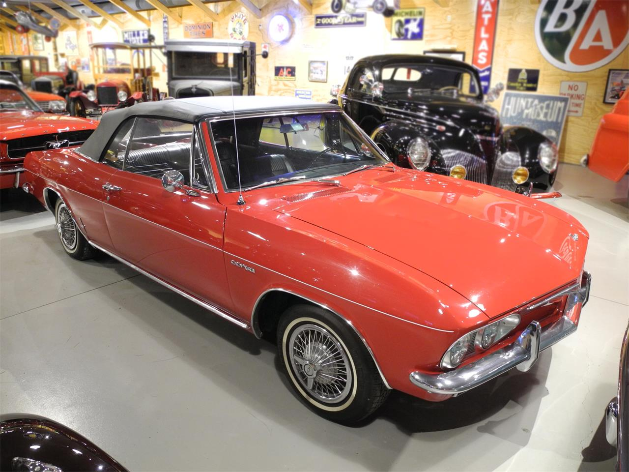 Large Picture of '65 Corvair - KNY7