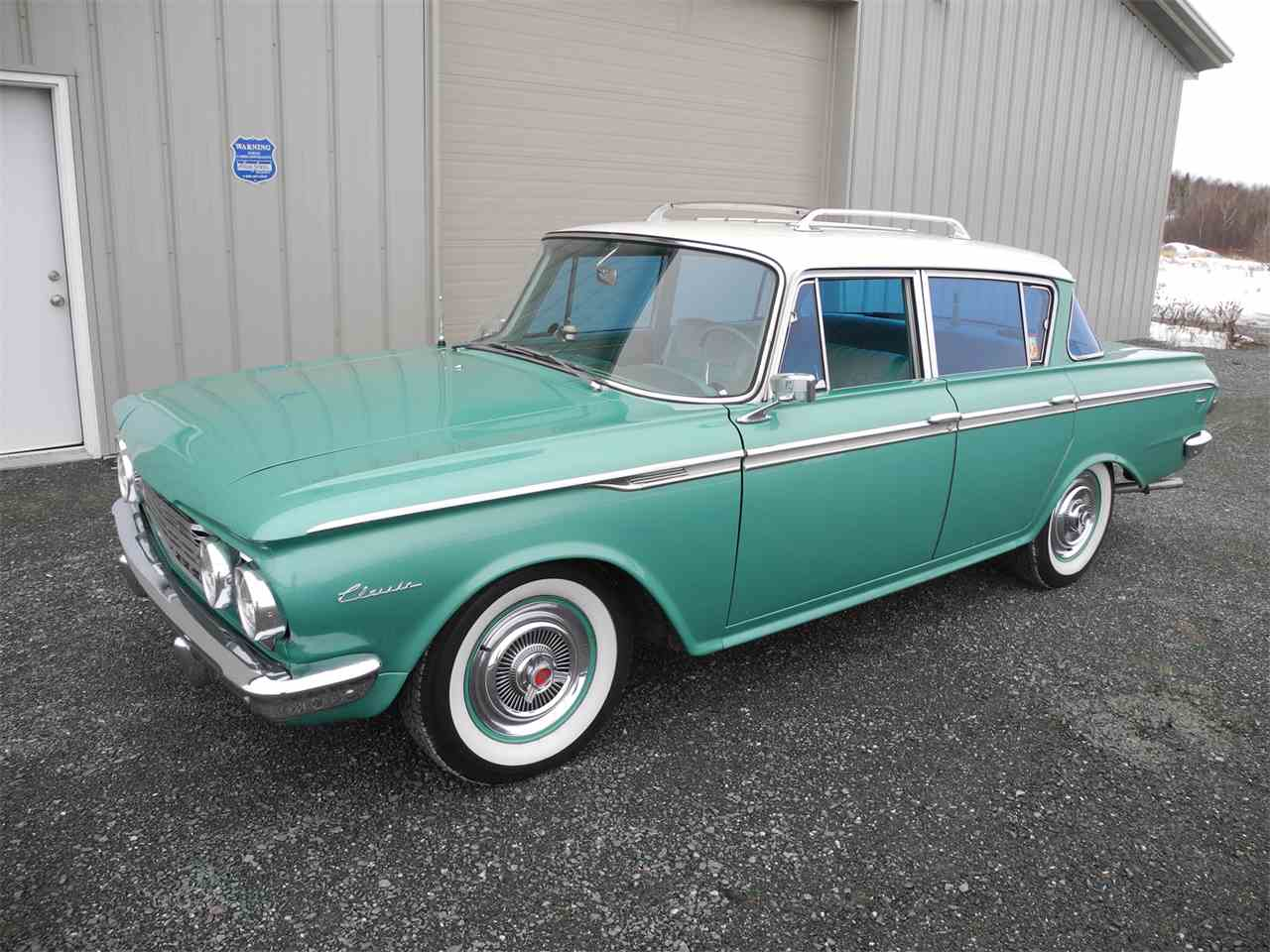 Large Picture of '62 Rambler - KNY8