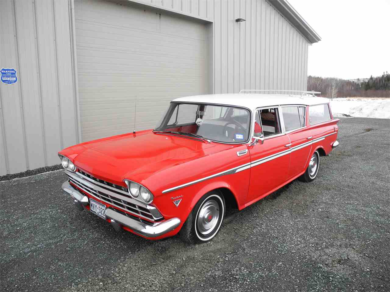 1960 AMC Rambler for Sale | ClassicCars.com | CC-964163