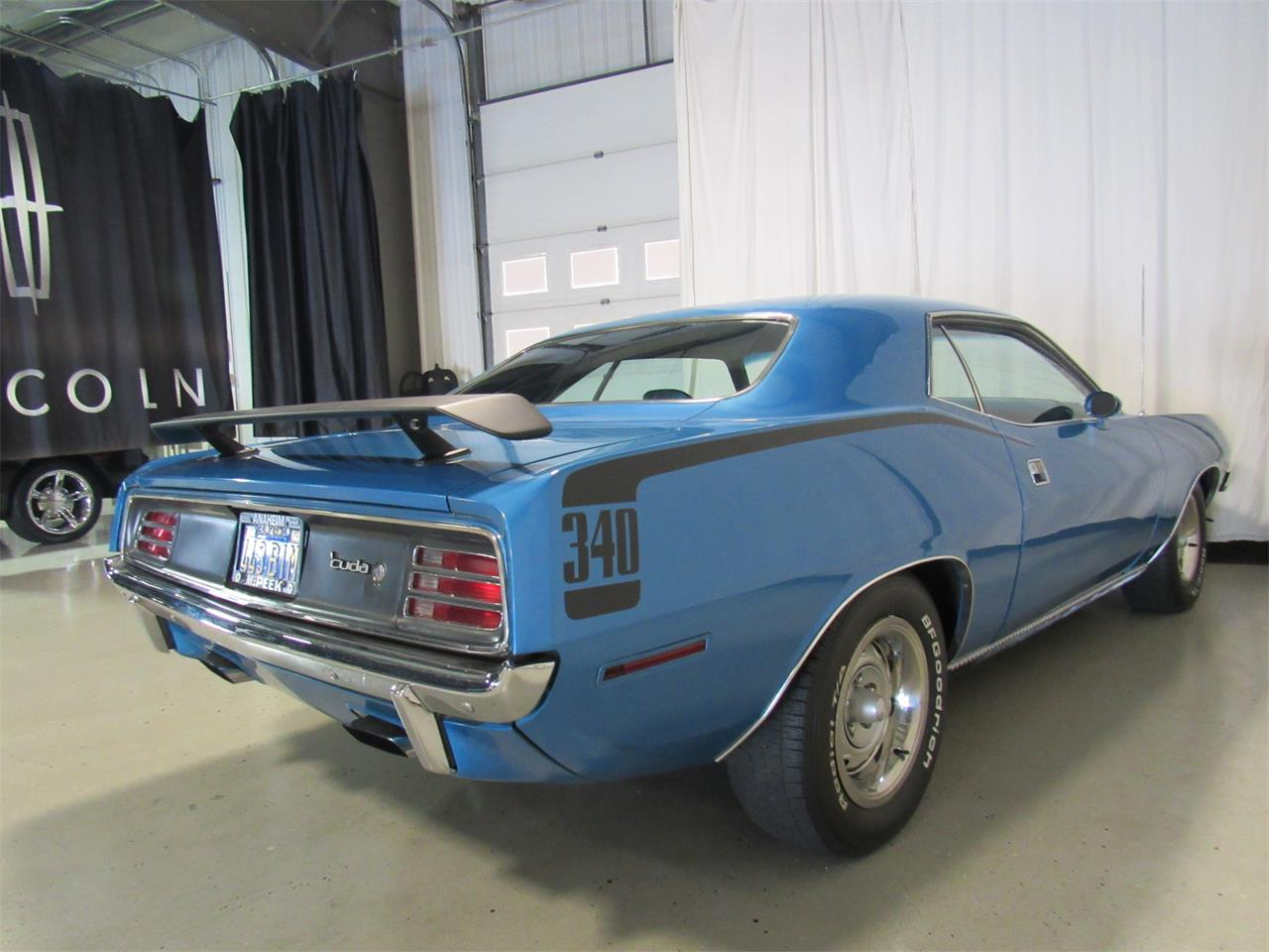 Large Picture of '70 Cuda - KNYN