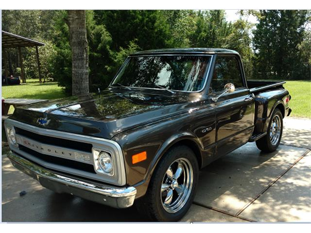 1967 To 1969 Chevrolet C10 For Sale On ClassicCars