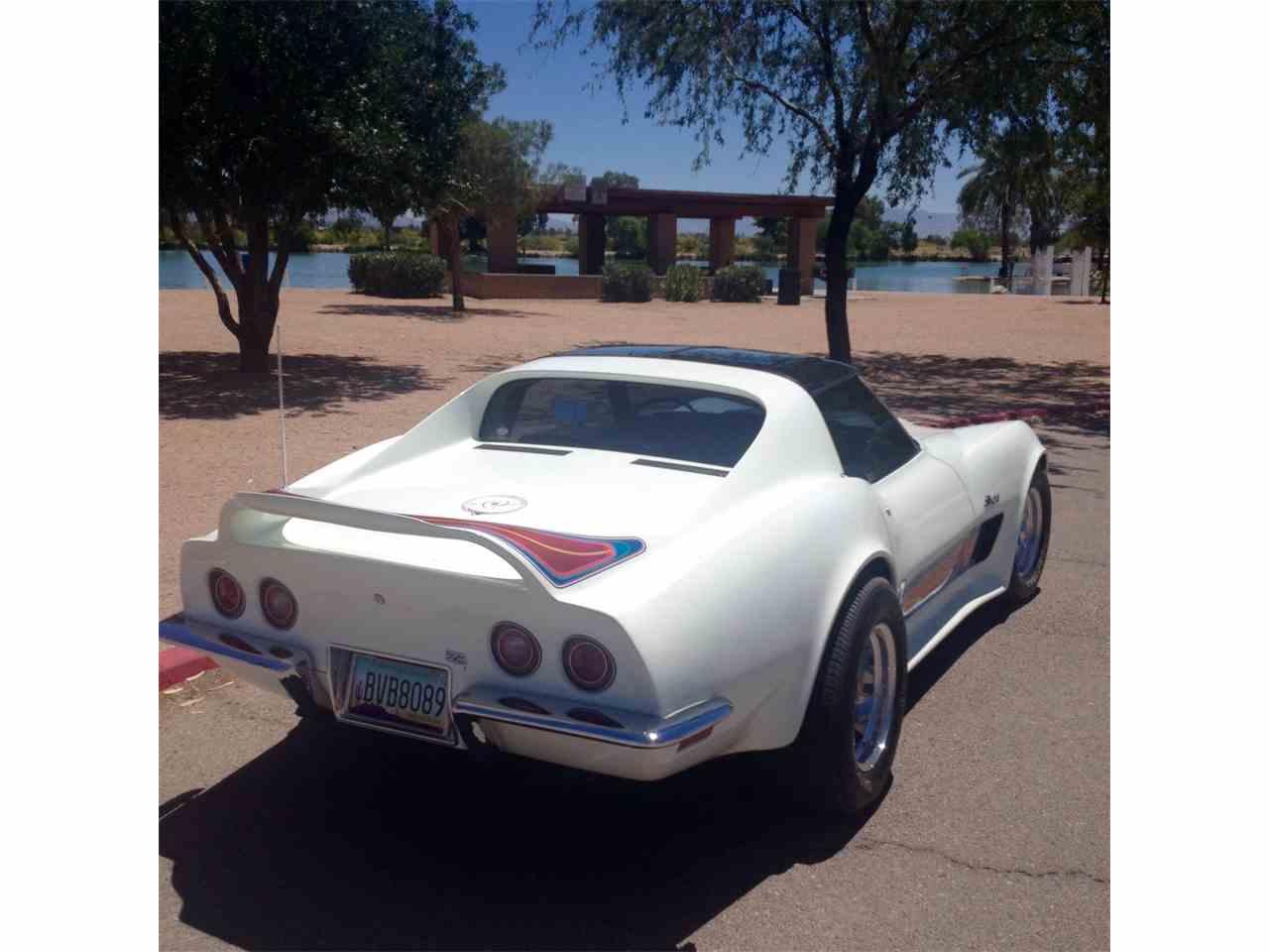 Large Picture of '73 Corvette - KNZL