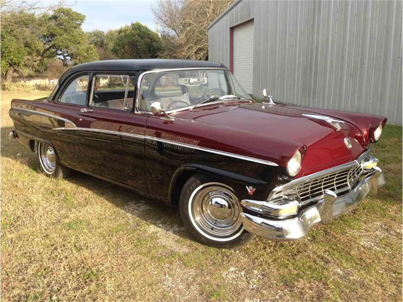 1956 Ford Customline for Sale   ClassicCars.com   CC-964290