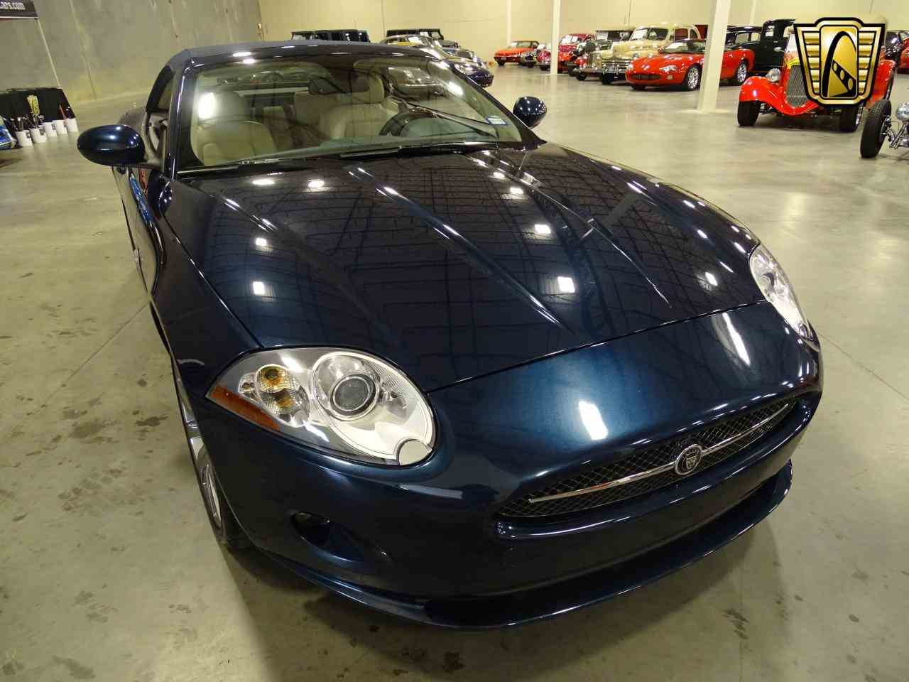 Large Picture of '07 Jaguar XK Offered by Gateway Classic Cars - Dallas - KO3B