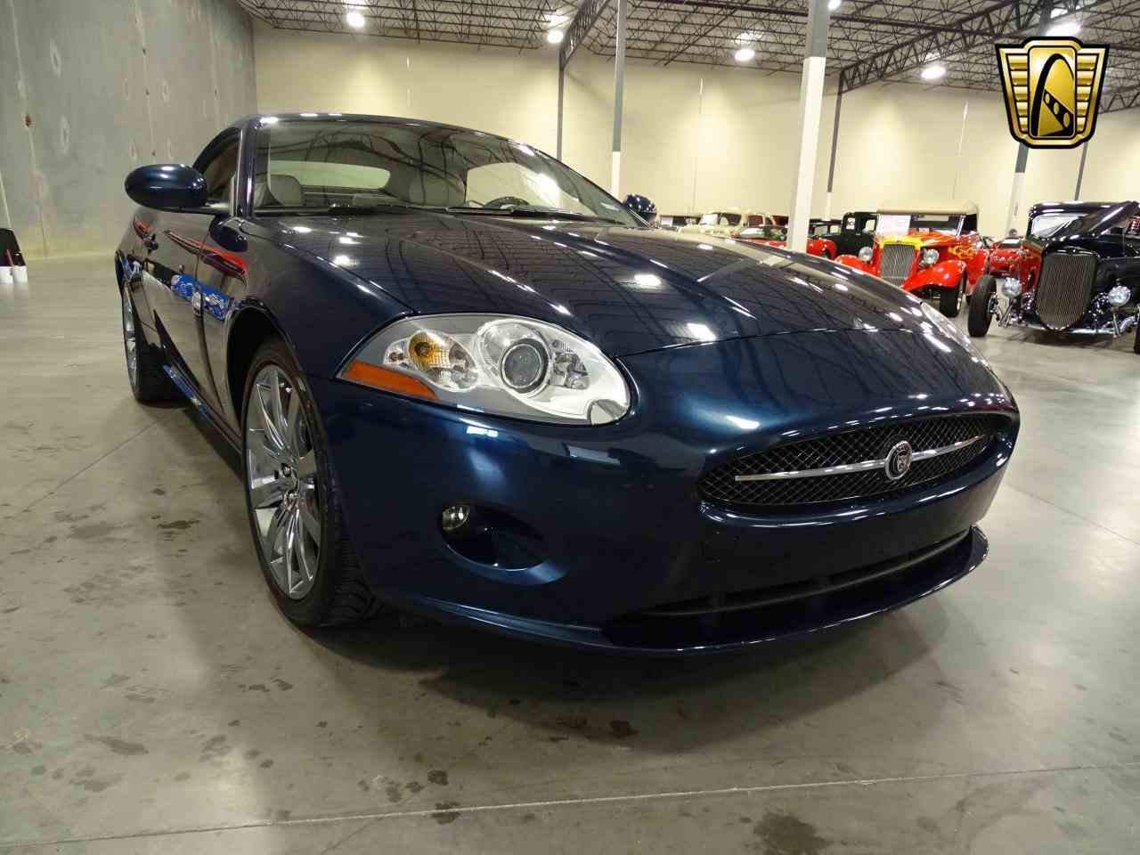 Large Picture of 2007 Jaguar XK Offered by Gateway Classic Cars - Dallas - KO3B
