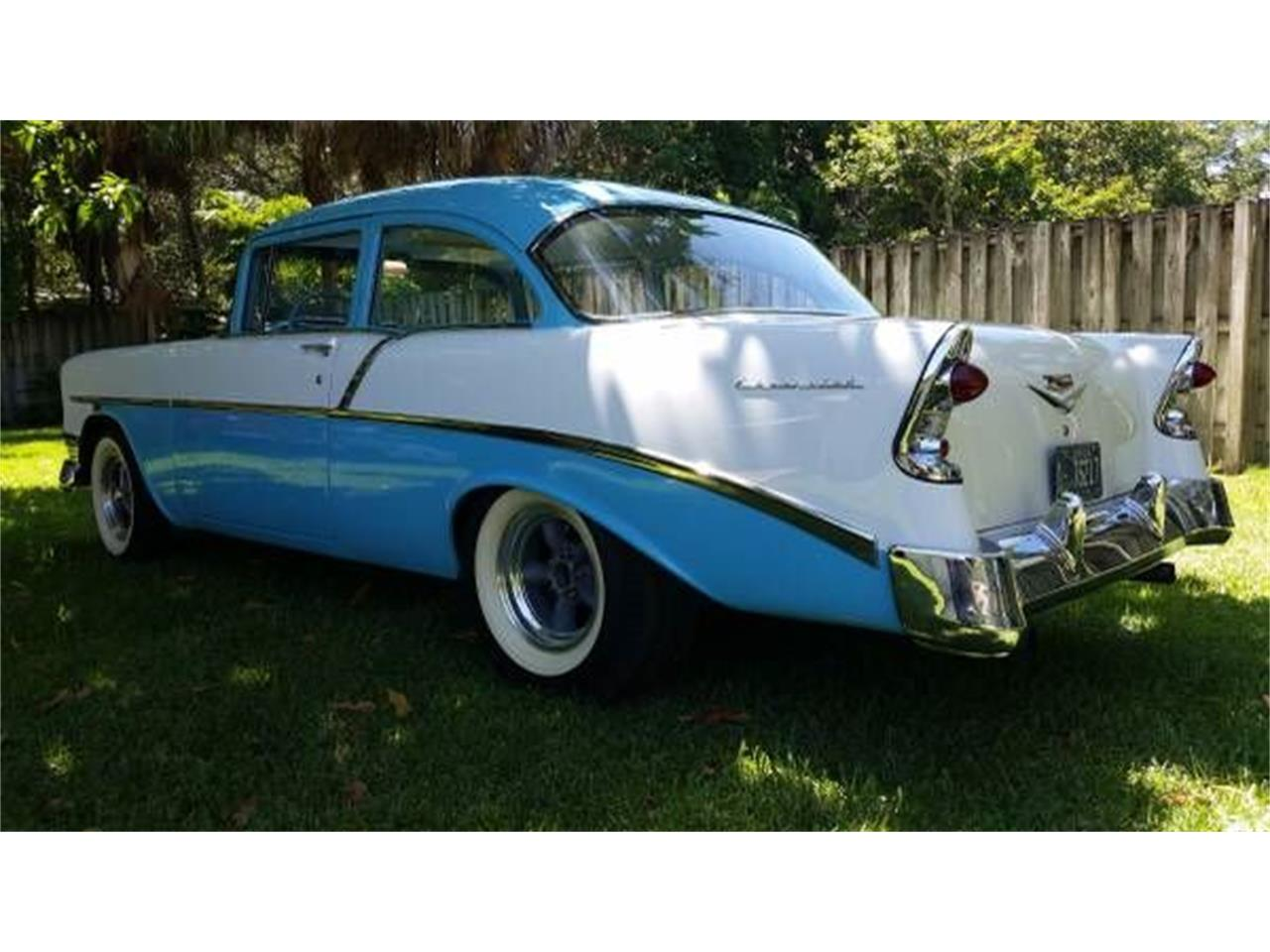 Large Picture of '56 Bel Air - KO5A
