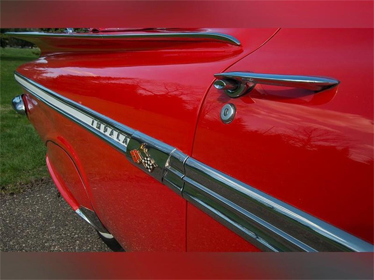 Large Picture of '59 Impala - KO60