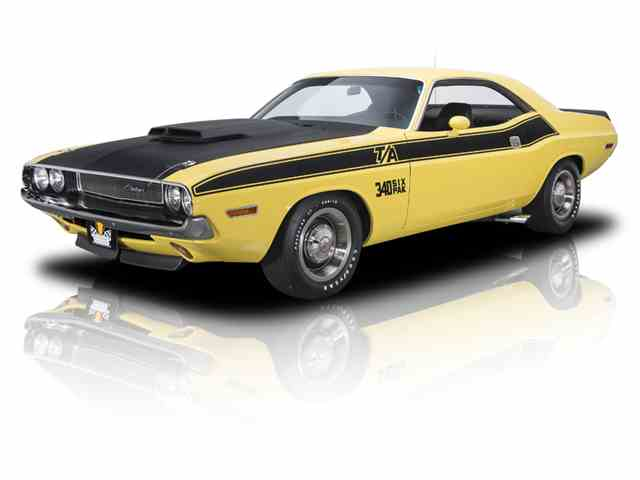 Picture of '70 Challenger T/A - KO69