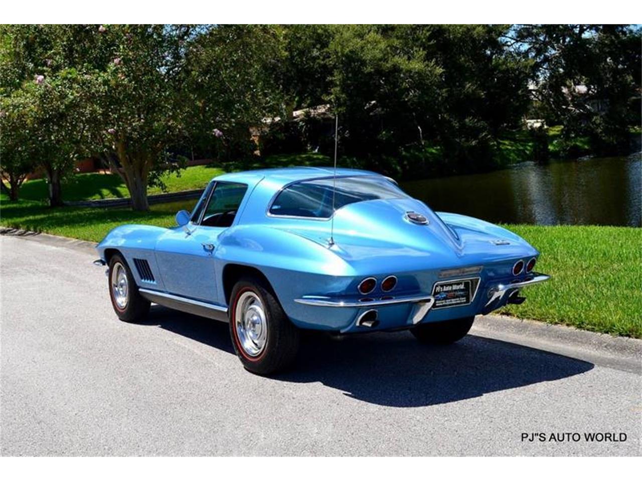 Large Picture of '67 Corvette - KO6T