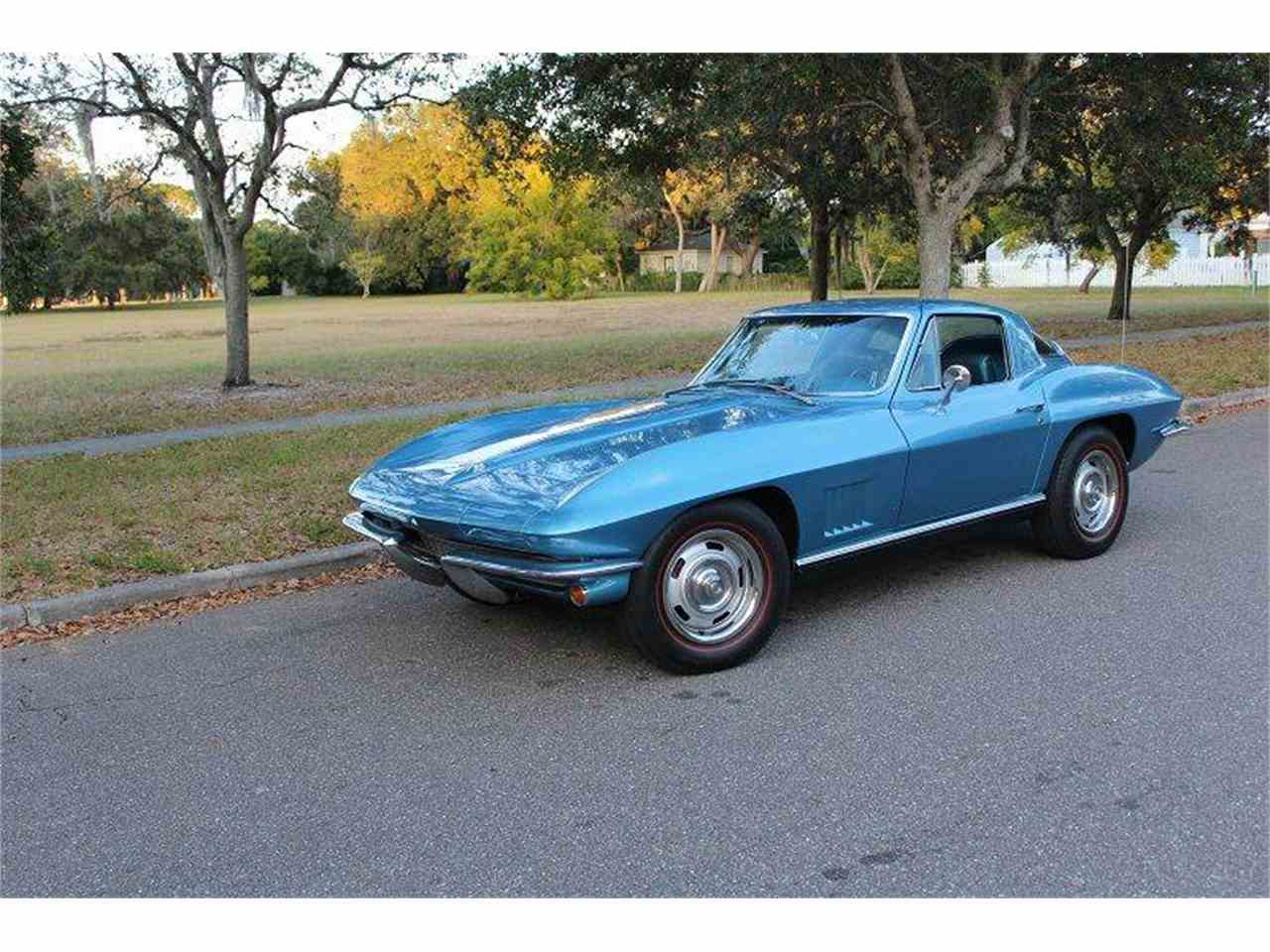 Large Picture of '67 Corvette - KO6T