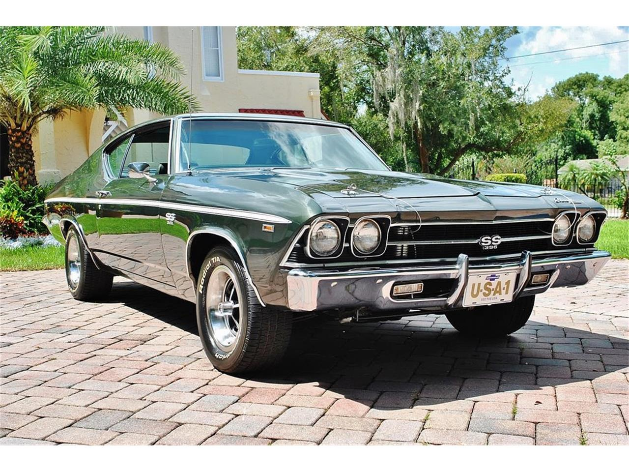 Large Picture of 1969 Chevrolet Chevelle - $39,900.00 - KO78