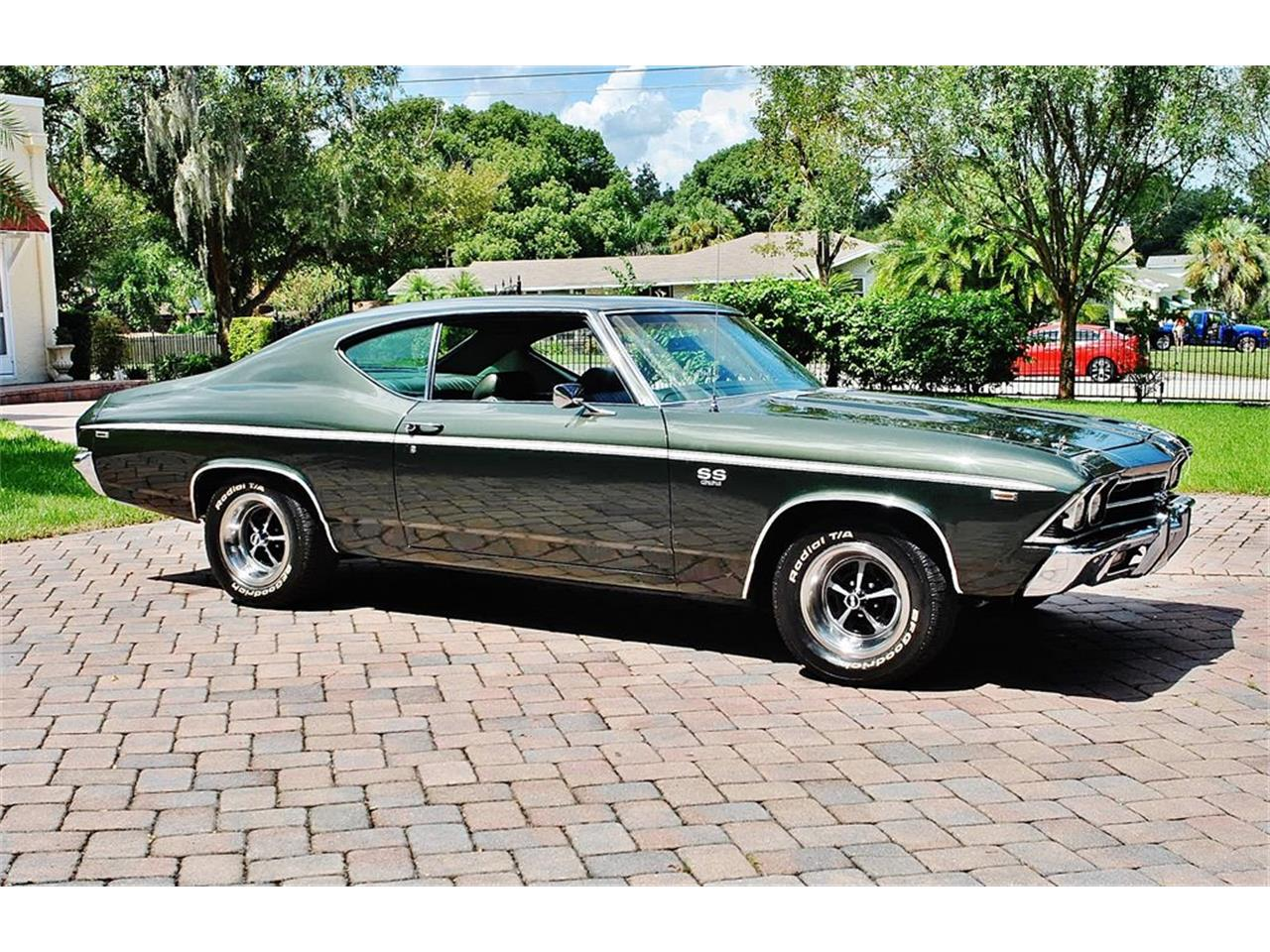 Large Picture of 1969 Chevrolet Chevelle located in Florida - $39,900.00 Offered by Primo Classic International LLC - KO78