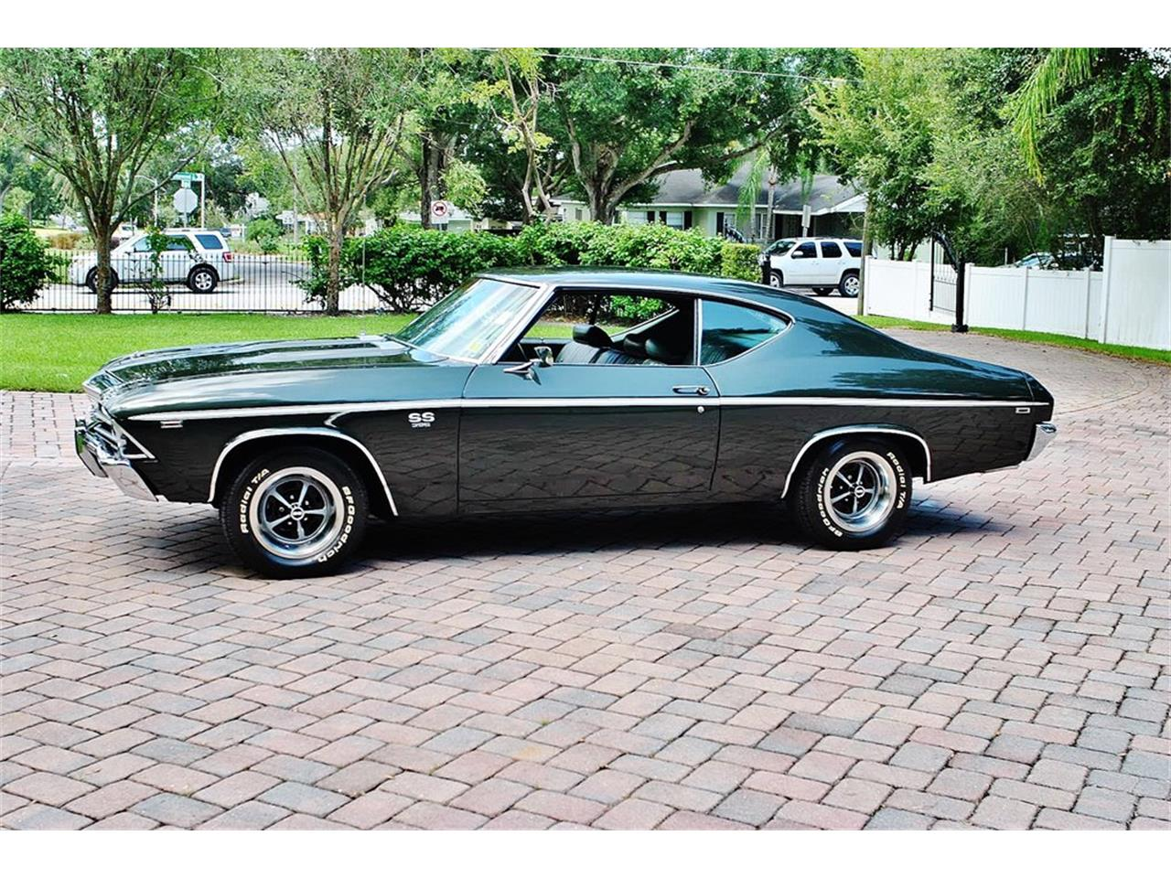 Large Picture of 1969 Chevelle located in Lakeland Florida - KO78