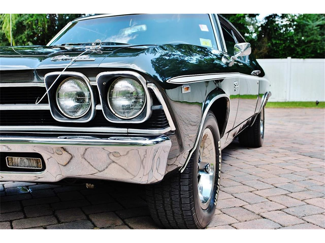 Large Picture of Classic 1969 Chevrolet Chevelle located in Florida Offered by Primo Classic International LLC - KO78