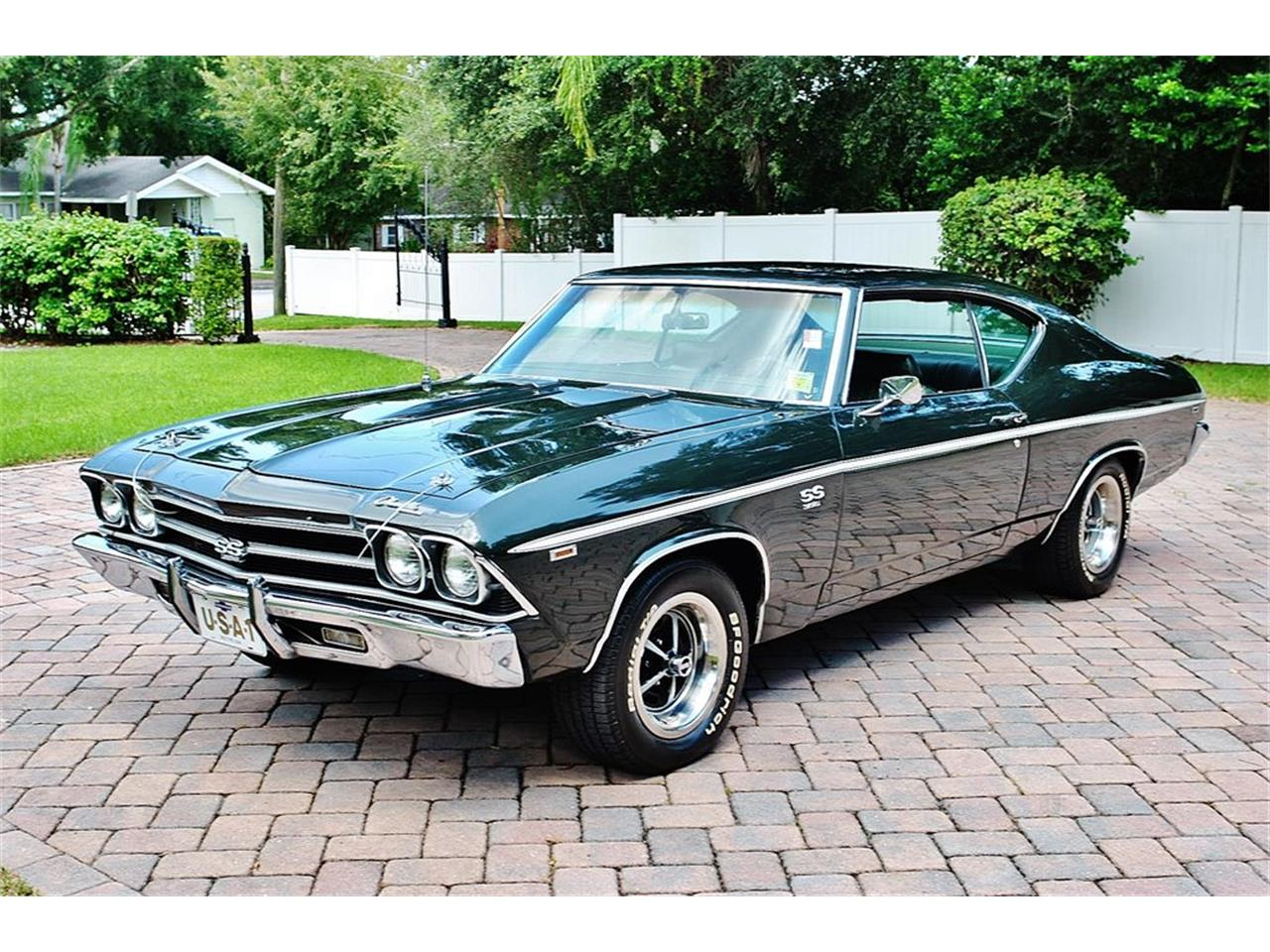 Large Picture of Classic '69 Chevelle - $39,900.00 - KO78