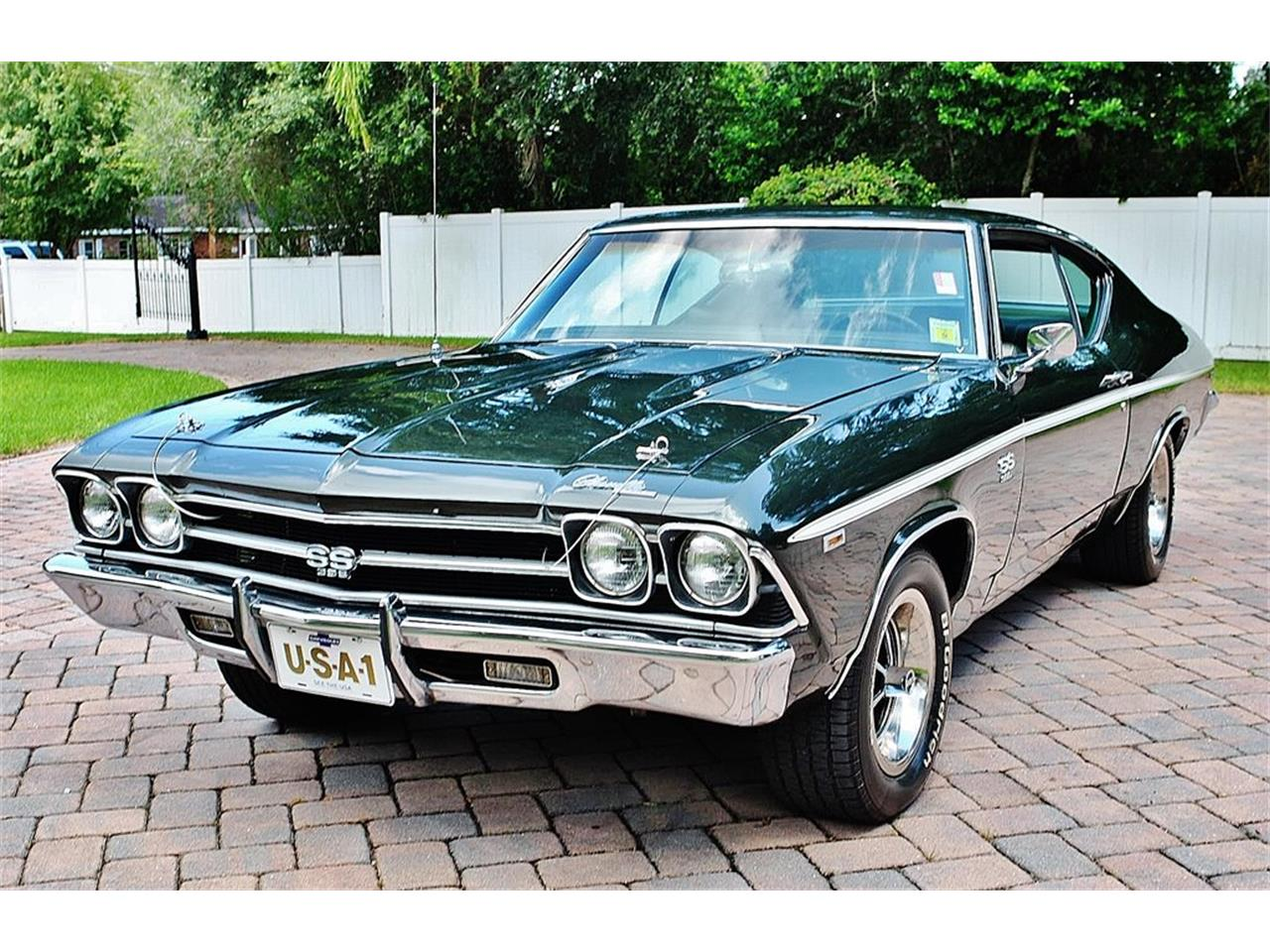 Large Picture of '69 Chevelle located in Florida - $39,900.00 Offered by Primo Classic International LLC - KO78