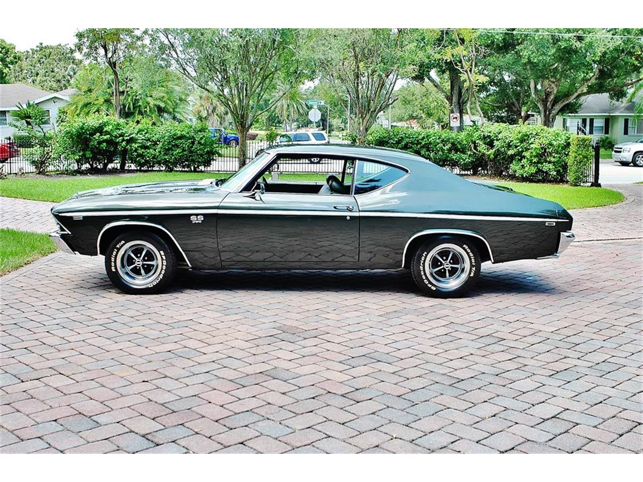 Large Picture of 1969 Chevrolet Chevelle - KO78