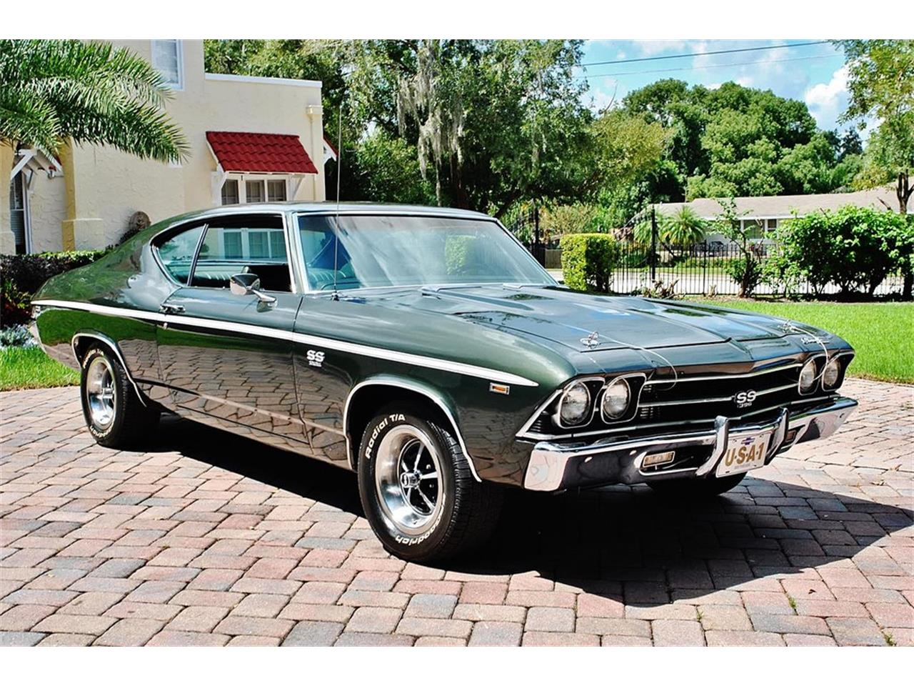 Large Picture of 1969 Chevelle - $39,900.00 Offered by Primo Classic International LLC - KO78