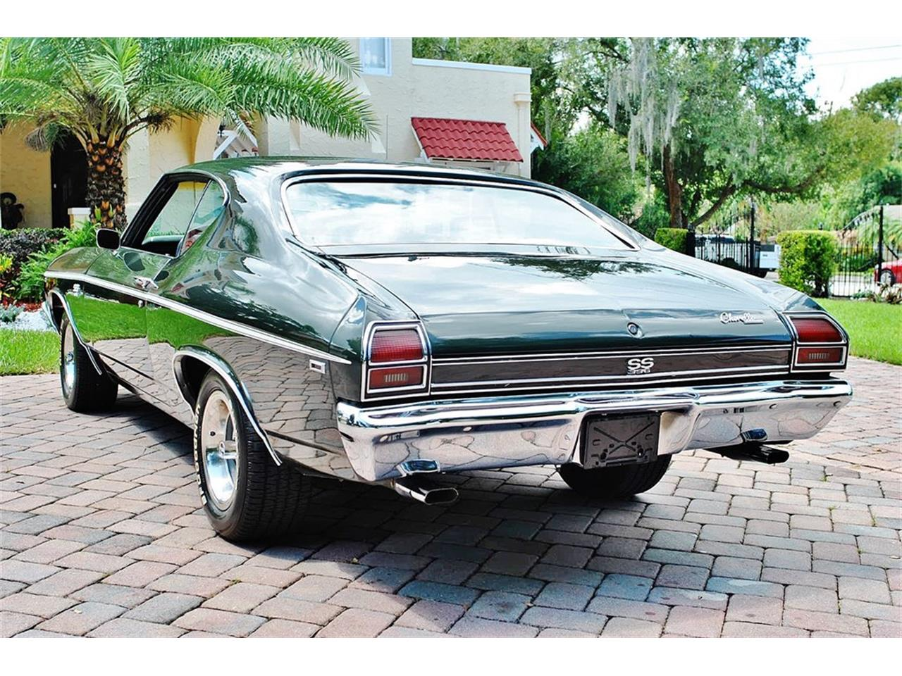 Large Picture of Classic 1969 Chevelle located in Lakeland Florida - $39,900.00 Offered by Primo Classic International LLC - KO78