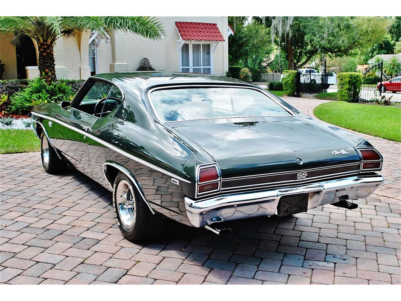 Large Picture of Classic '69 Chevelle located in Lakeland Florida - KO78