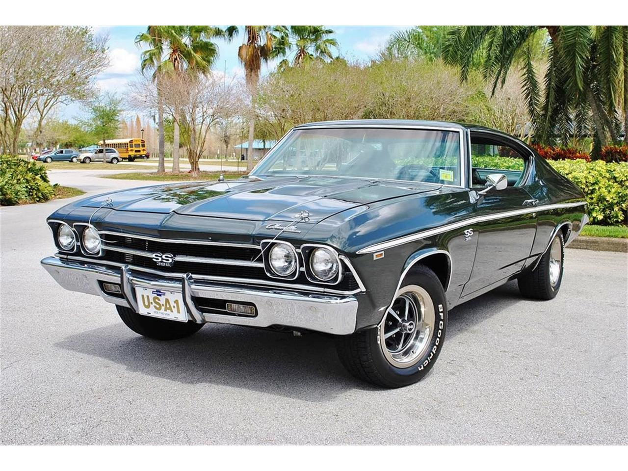 Large Picture of '69 Chevelle - KO78