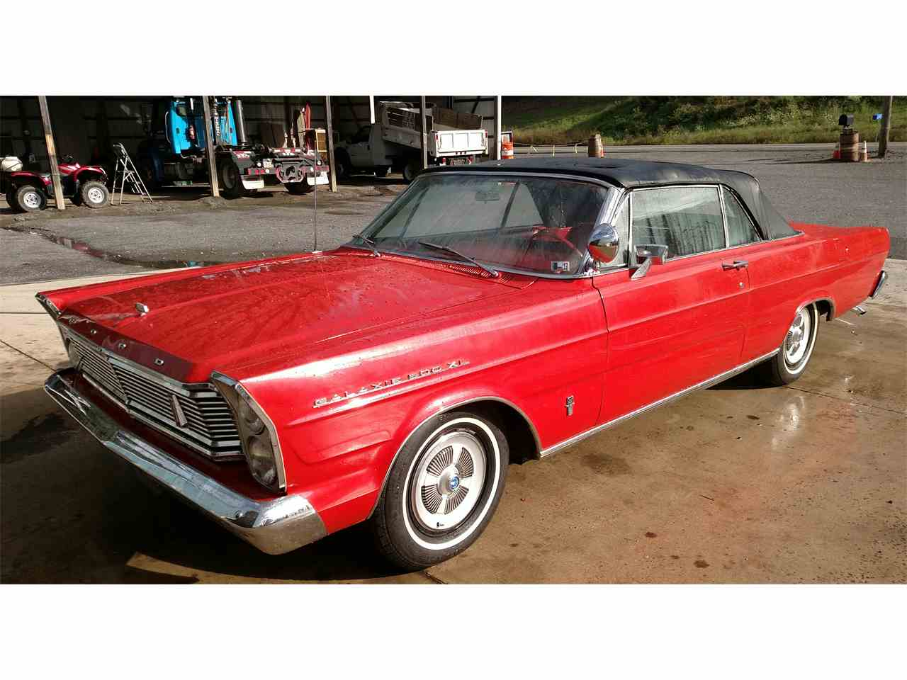 1965 ford galaxie 500 for sale cc 964509. Black Bedroom Furniture Sets. Home Design Ideas