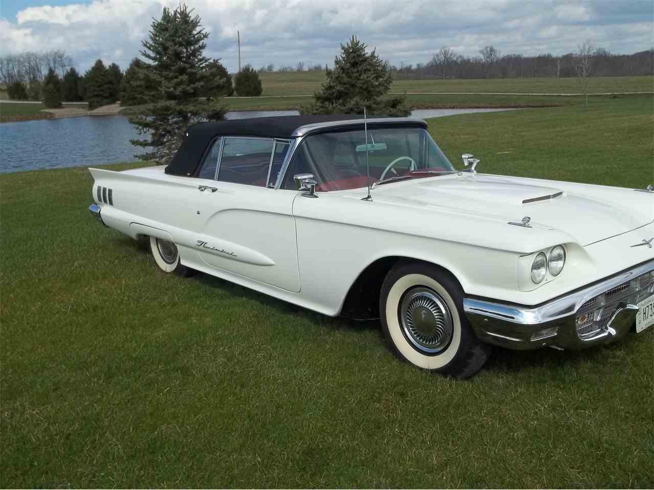 1960 Ford Thunderbird for Sale   ClassicCars.com   CC-964546
