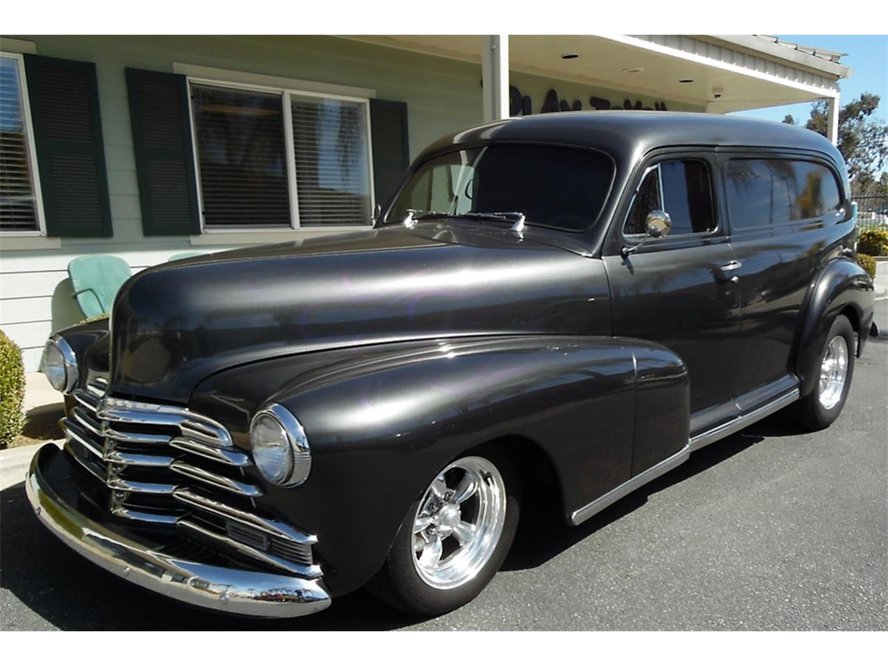 For Sale 1947 Chevrolet Sedan Delivery In Redlands California