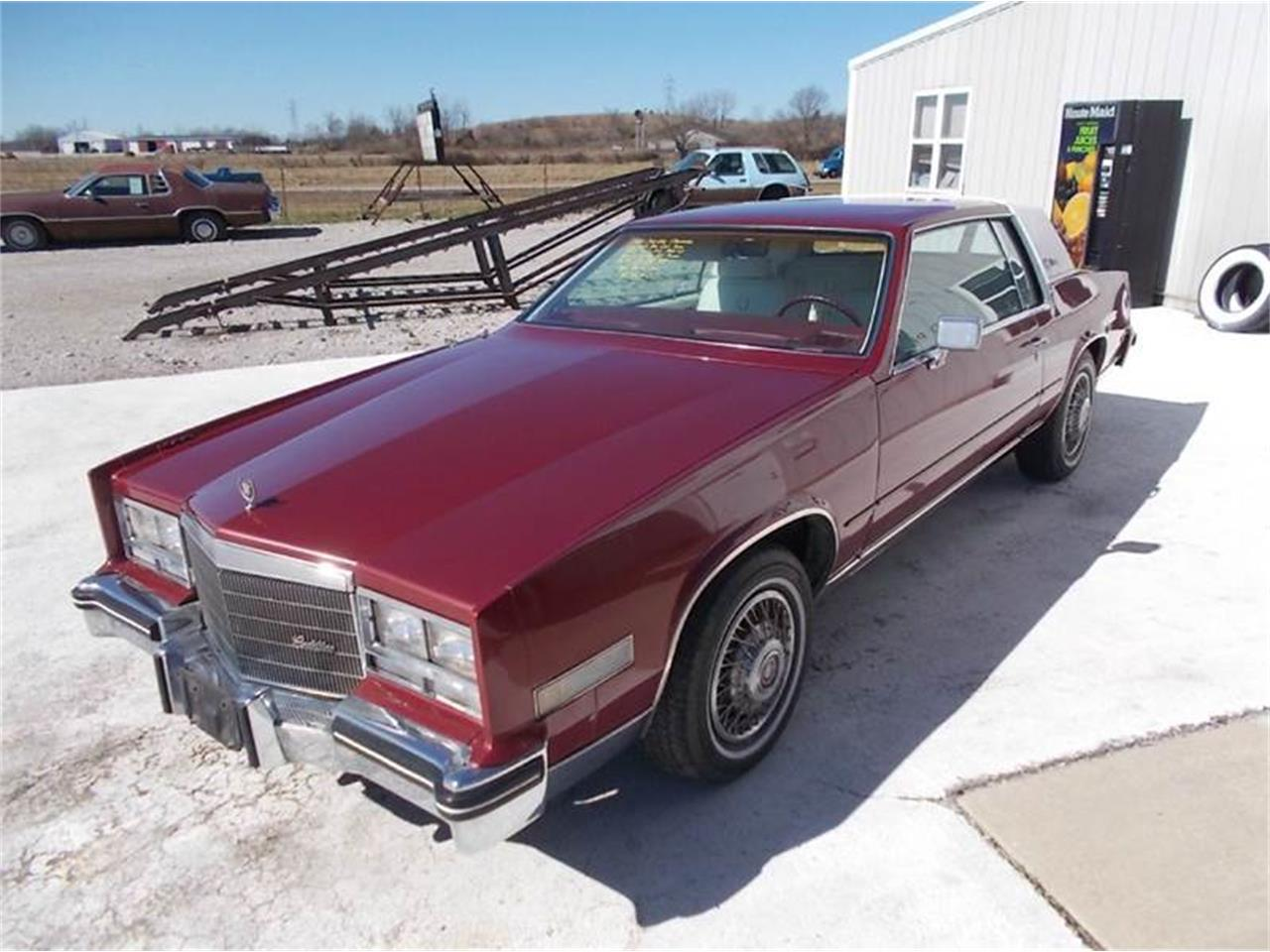 Large Picture of '85 Eldorado - KO9G
