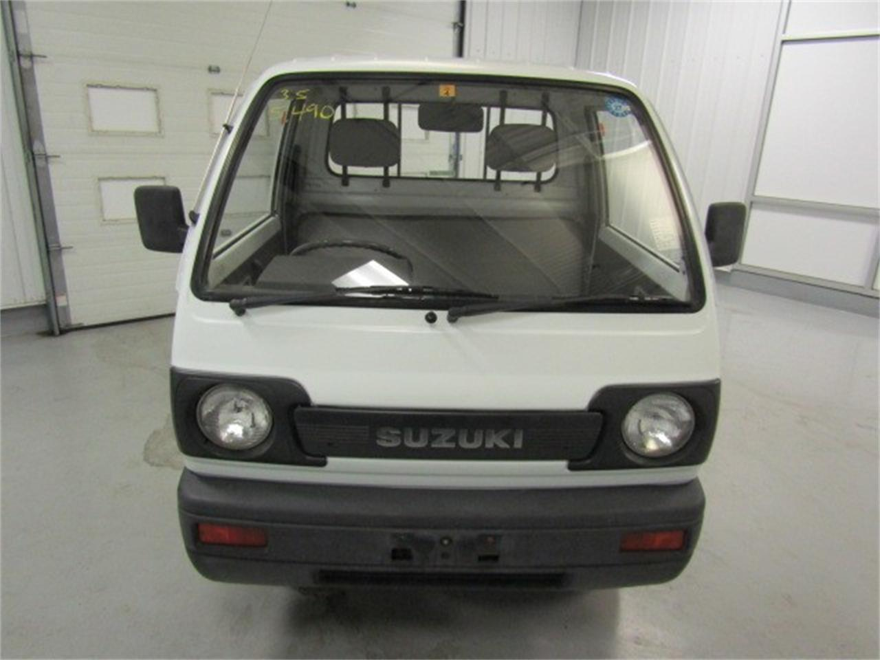 Large Picture of '90 Suzuki Carry located in Christiansburg Virginia - $6,490.00 Offered by Duncan Imports & Classic Cars - KOCF