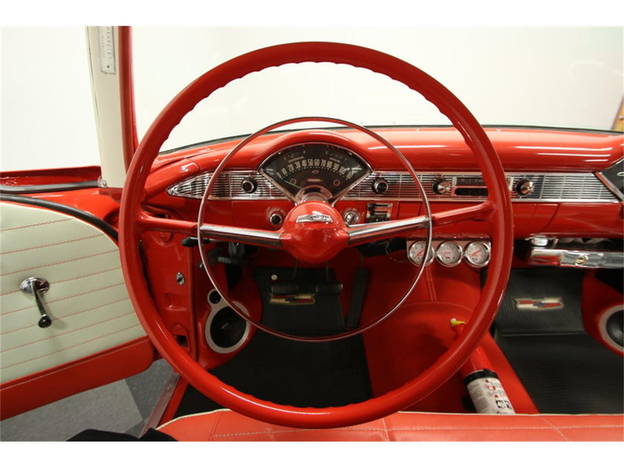 Large Picture of Classic '56 210 located in Lutz Florida Offered by Streetside Classics - Tampa - KOCW